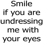 Undressing Eyes