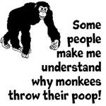 Monkey Poop