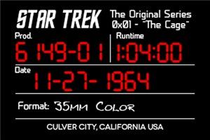 Star Trek : Legendary Episodes
