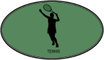 Womens Tennis (euro-green)