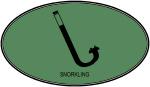 Snorkling (euro-green)