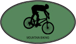 Mountain Biking (euro-green)