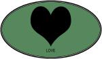 Love (euro-green)