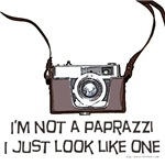 Not a paparazzi