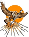 Soaring Eagle Guitar