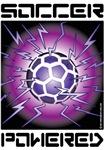 Soccer Power (Purple)