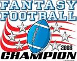 2008 FFL Fantasy Football Stars & Stripes