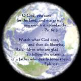Love the earth, care for creation 2