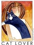 TUXEDO CAT LOVER