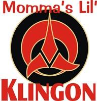 Momma's Lil' Klingon