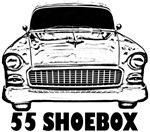 BLACK 55 SHOEBOX
