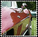 Best of Show-Postage Stamps