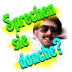 Sprechen Sie Douche?