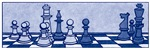 Chess: Study in Blue