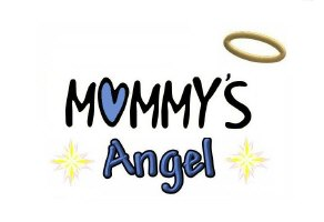 MOMMY'S LITTLE ANGEL (Perfect for a mothers day gi