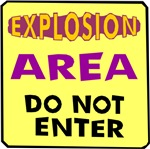 Explotion Area