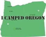 I Camped Oregon