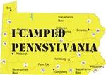 I Camped Pennsylvania
