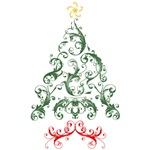 Christmas Tree, Flourish