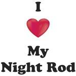 I Love My Night Rod