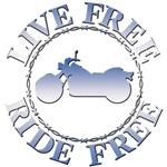 Live Free Chrome