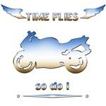 Time Flies Chrome