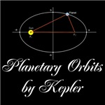 Planetary Orbits by Kepler