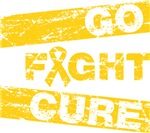 Childhood Cancer Go Fight Cure Shirts