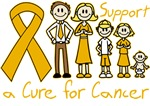 Appendix Cancer Support A Cure Shirts