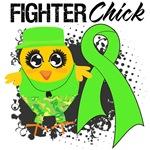 Lymphoma Fighter Chick Shirts