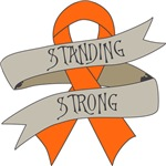 Multiple Sclerosis Standing Strong Shirts