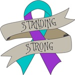 Domestic Violence Sexual Assault Standing Shirts