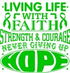 TBI Living Life With Faith Shirts