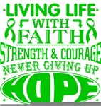 Cerebral Palsy Living Life With Faith Shirts