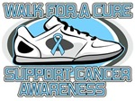 Prostate Cancer Walk For A Cure Shirts