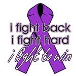 Fibromyalgia I Fight Back Shirts