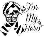 Carcinoid Cancer For My Hero Shirts