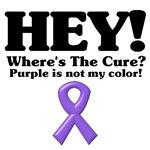 Purple Ribbon T-Shirts & Gifts