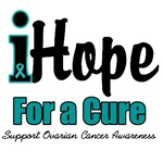 iHope Ovarian Cancer T-Shirts & Gifts