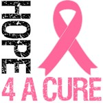 Hope 4 A Cure Breast Cancer Awareness T-Shirts