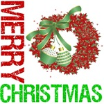 Merry Christmas Cards, Ornaments & Gifts (1)