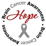 Brain Cancer Hope Shirts & Gifts