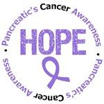 Pancreatic Cancer Hope Shirts & Gifts