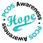 PCOS Awareness Hope T-Shirts & Gifts