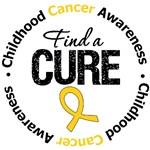 Childhood Cancer Find A Cure Shirts & Gifts
