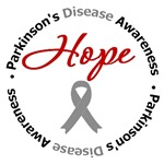 Parkinson's Disease Hope Shirts & Gifts