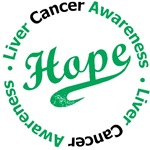 Liver Cancer  Hope Sporty Shirts & Gifts