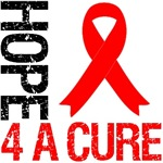 Heart Disease Hope For A Cure Shirts & Gifts