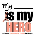 Endometrial Uterine Cancer Hero Shirts & Gifts