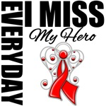 AIDS Everyday I Miss My Hero